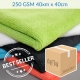 250 gsm microfibre knitted cloth