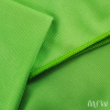 green glass microfibre cleaning cloth