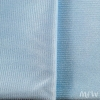 blue glass microfibre cleaning cloth